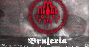 METAL HOUSE FEST 16, Brujeria en republica dominicana, banda de death metal en republica dominicana