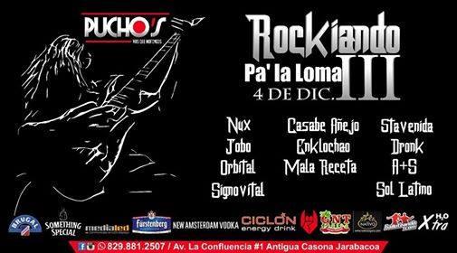 Rockiando pa´la Loma