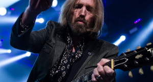 Tom Petty and the Heartbreakers perform at the BOK Center in Tulsa on September 28th, 2014.