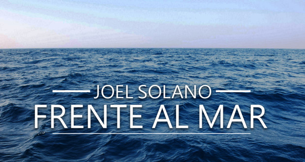joel solano frente al mar